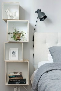 7 Alternatives To Bedside Tables For Small Spaces  Mocha ...