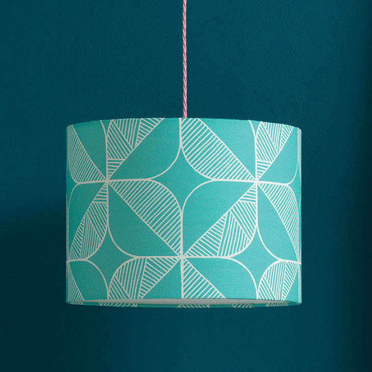 light stand for living room shutters teal rosette lamp shade – homeware, furniture and gifts ...