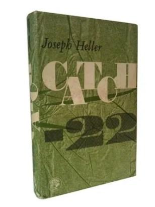 Catch-22, Joseph Heller, 1961