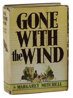 Gone With the Wind, Margaret Mitchell, 1936