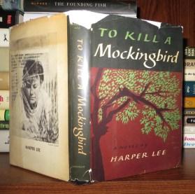 To Kill a Mockingbird, Harper Lee, 1960