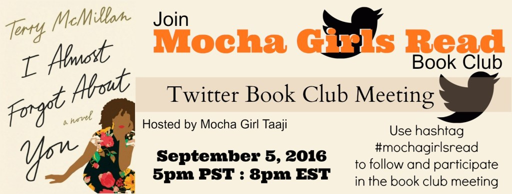 Twitter Book Club Meeting