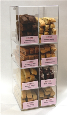 Sweet Marias Fresh Baked Biscotti  Opening Order with