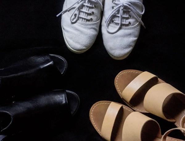 Summer Shoe Edit