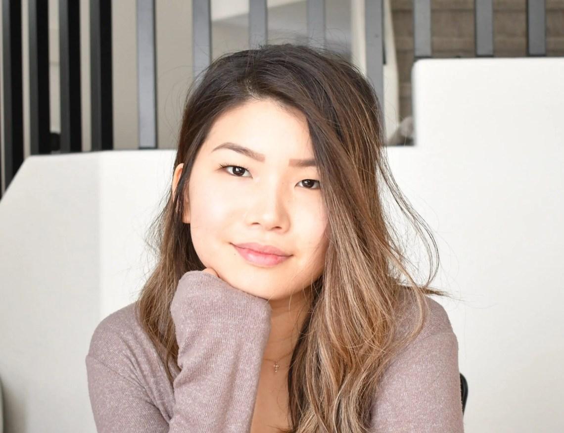 Kristine Sarmiento headshot on white background