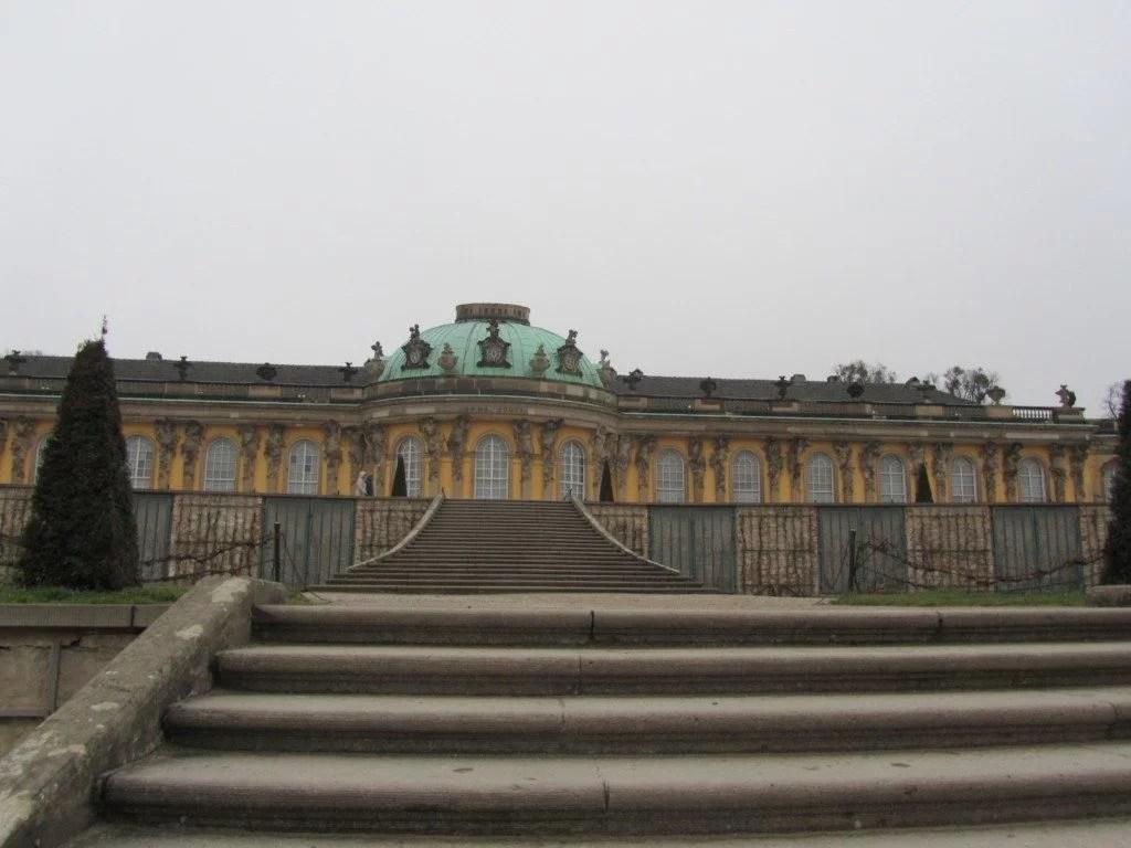 Potsdam - castelos - Sanssouci