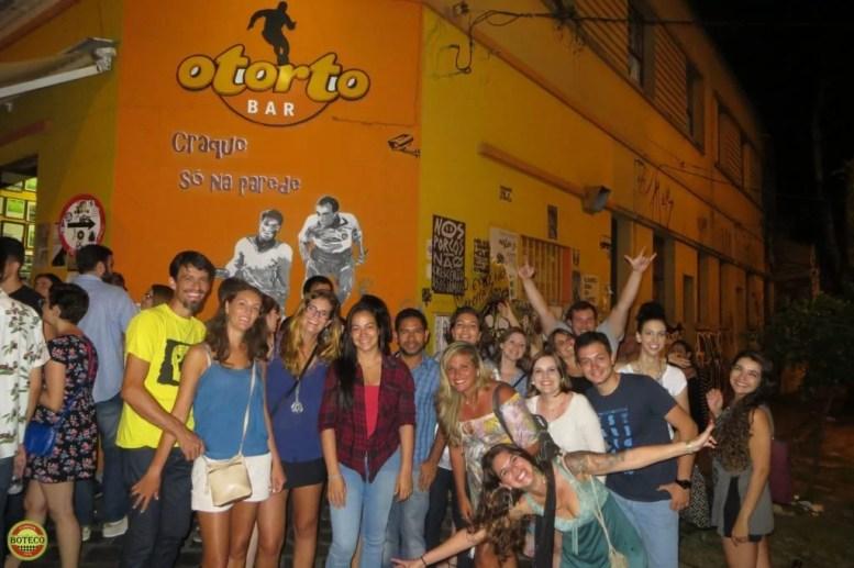 Tour Comida de Boteco - O Torto Bar