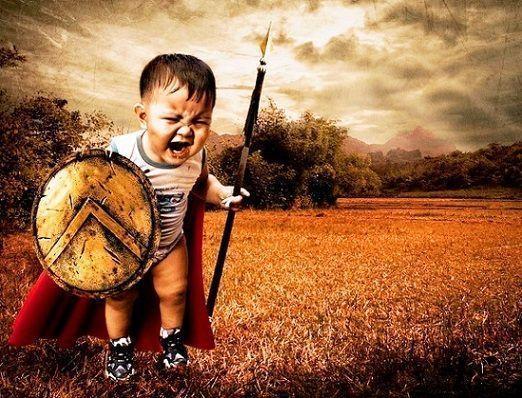 Aries: el bebé guerrero del zodiaco