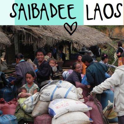 SABAIDEE LAOS: NUESTRO PRIMEROS PASOS