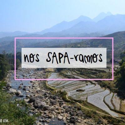NOS SAPA-RAMOS (TREKKING POR LIBRE EN SAPA)