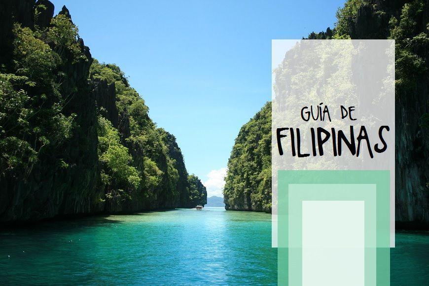 Gua de viaje a Filipinas para mochileros