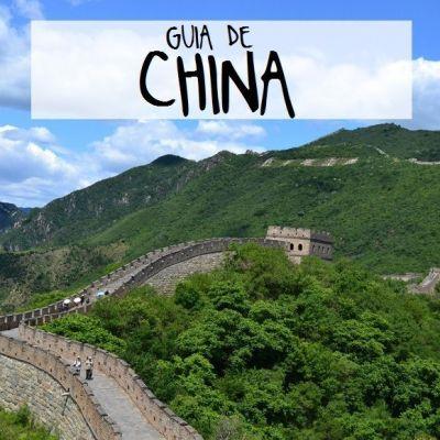 GUÍA DE VIAJE A CHINA PARA MOCHILEROS