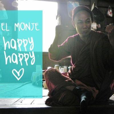 EL MONJE HAPPY HAPPY