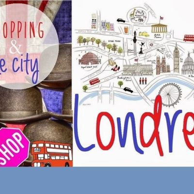 SHOPPING & THE CITY: LONDRES