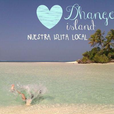 LOST IN DHANGETHI ISLAND