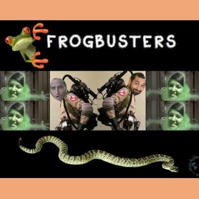 DESVENTURAS: FROG-BUSTERS