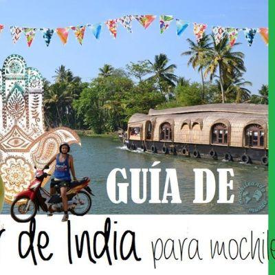 GUÍA DE INDIA (SUR) PARA MOCHILEROS