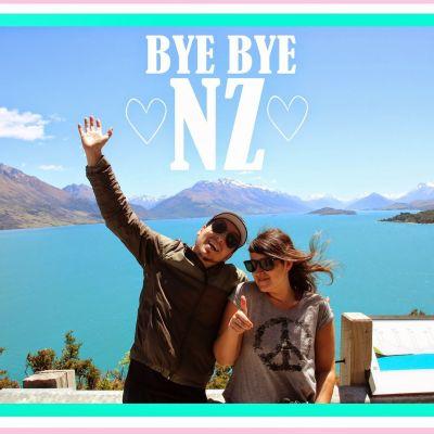 BYE BYE NZ!