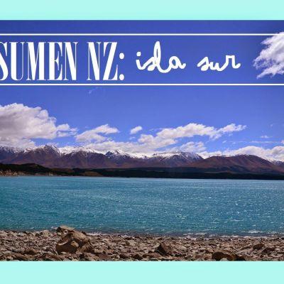 RESUMEN DE NUEVA ZELANDA: ISLA SUR