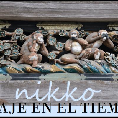 EXCURSIÓN A NIKKO DESDE TOKIO (POR LIBRE Y EN TOUR)
