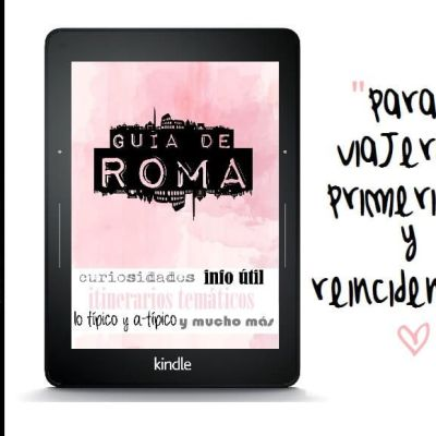 LIBRO: GUÍA DE ROMA