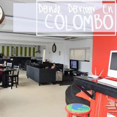 DONDE DORMIR EN COLOMBO, CLOCK INN