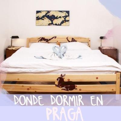 DONDE DORMIR EN PRAGA