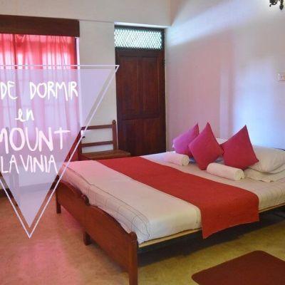 DONDE DORMIR EN MOUNT LAVINIA. IVORY INN
