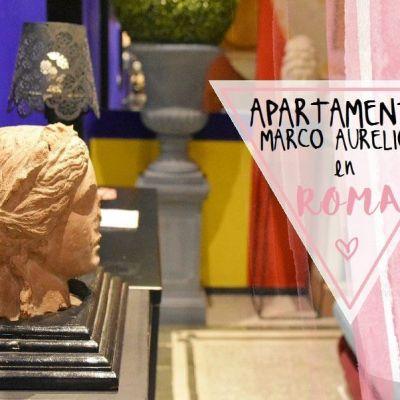 DONDE DORMIR EN ROMA, APARTAMENTOS MARCO AURELIO 49