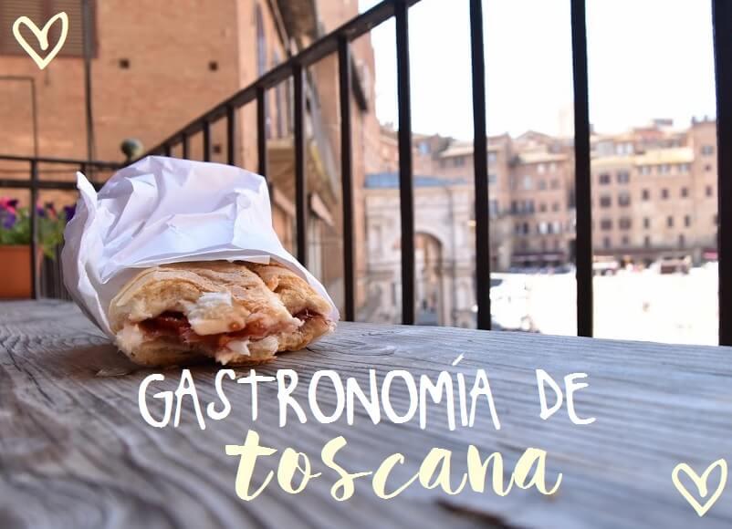 Gastronoma y platos tpicos de Toscana