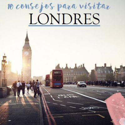 CONSEJOS PARA VISITAR LONDRES (Y NO CAGARLA)