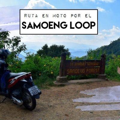 """""""SAMOENG LOOP"""": EXCURSIÓN DE UN DÍA EN MOTO DESDE CHIANG MAI"""