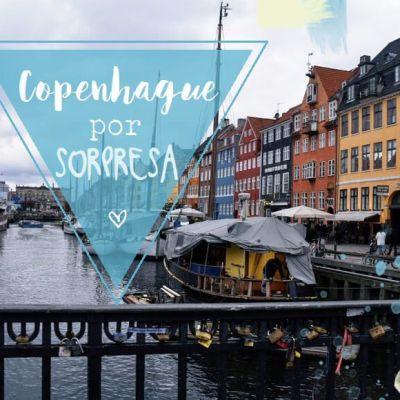 COPENHAGUE: DEJARSE LLEVAR SUENA DEMASIADO BIEN