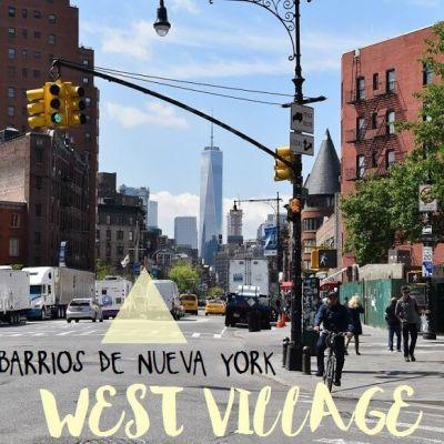 BARRIOS DE NUEVA YORK: WEST VILLAGE Y GREENWICH VILLAGE
