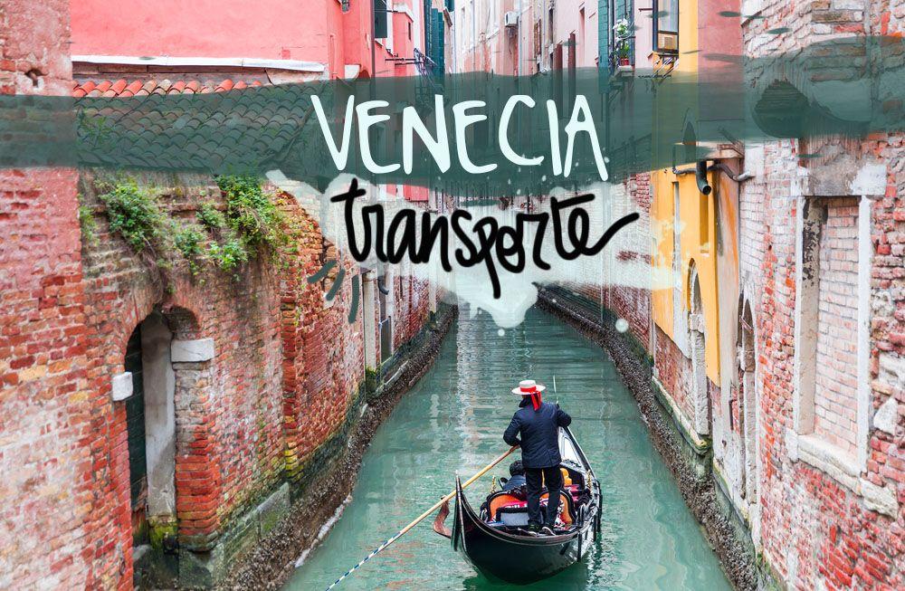 Transporte Publico | VeneziaUnica City Pass