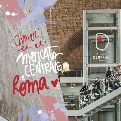 MERCATO CENTRALE ROMA Y SUS RESTAURANTES: TODA LA INFO