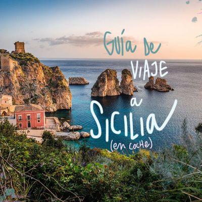 GUÍA DE VIAJE A SICILIA EN COCHE (2 SEMANAS)