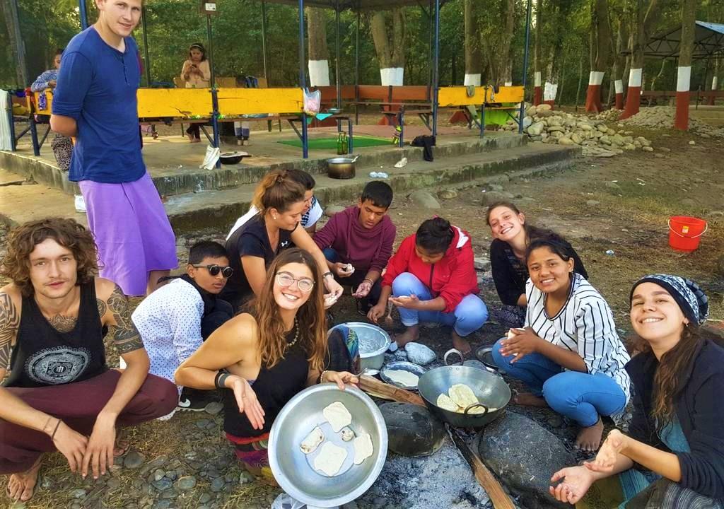 Work Exchange em uma ONG no Nepal
