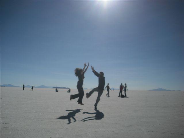 Deserto de Sal - Uyuni Bolívia
