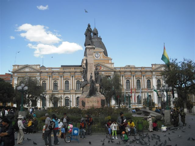 La Paz - Bolívia