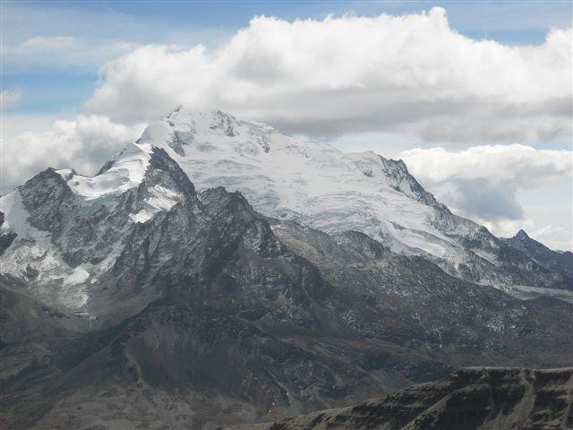 Huayna Potosí - Bolívia
