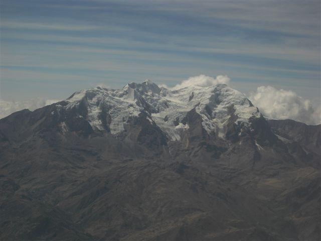 Cordilheira dos Andes - Bolívia
