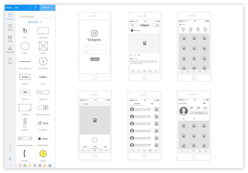 10 UX design tools for creating a seamless user experience