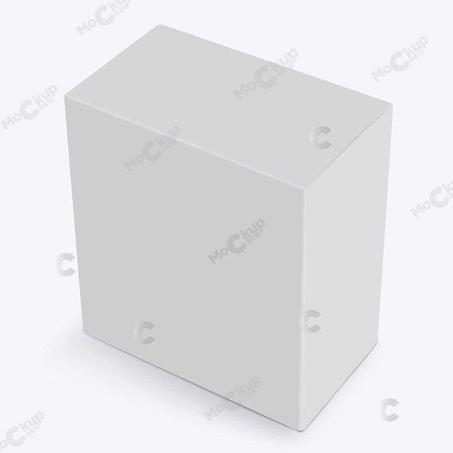 Download Big Box Mockup