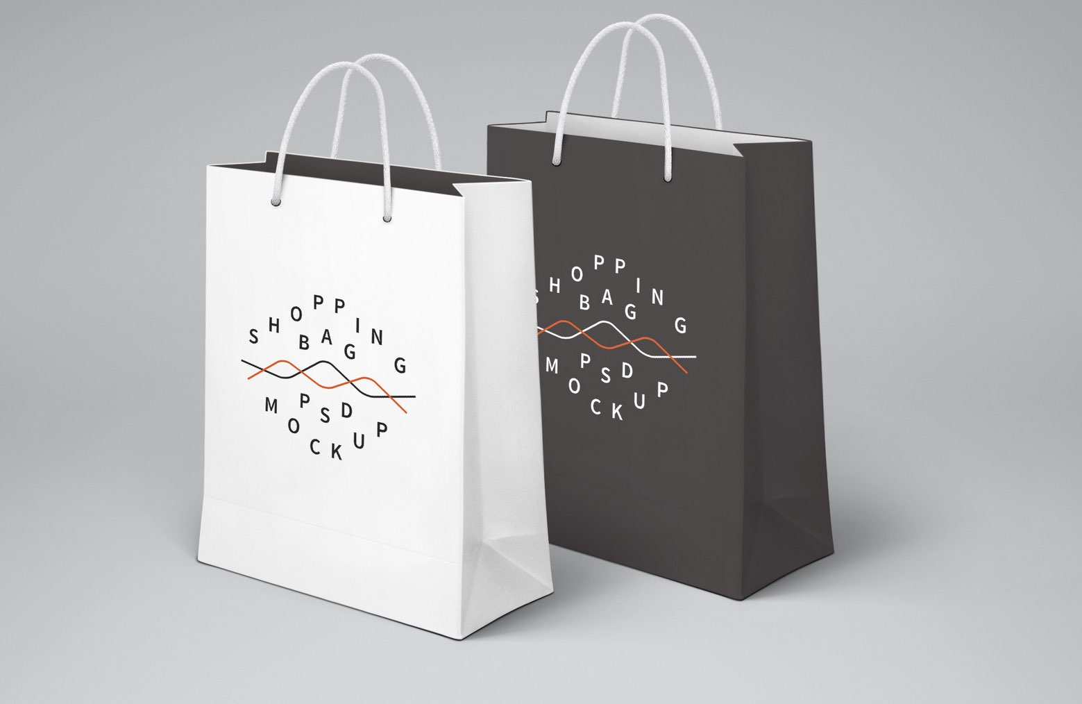 It's your choice to choose any of these handbag designs,. Paper Shopping Bag Mockup Mockup World
