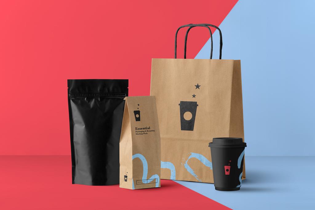 Download Food Packaging Mockup | Mockup World