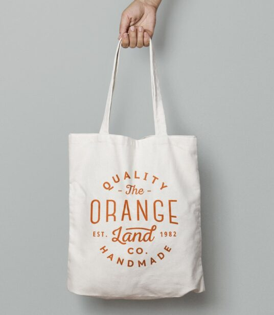 This free mockup template shows 2 paper bags in a. Tote Bag Mockup Mockup World