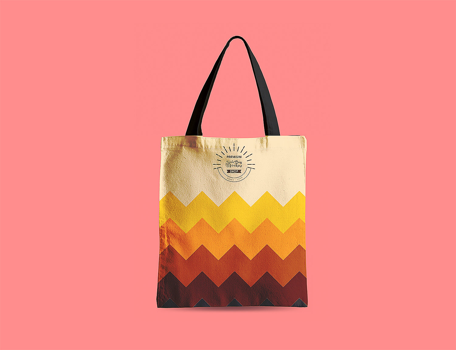 Shopping bags are great way of advertising or promoting a product or brands. Tote Bag Mock Up Free Mockup World Hq