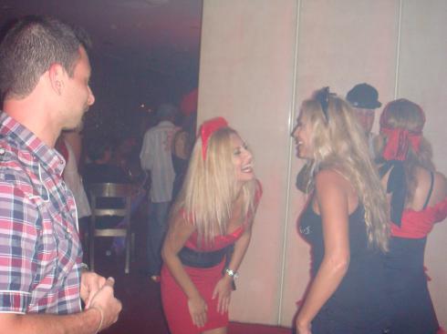 halloween Miami W club