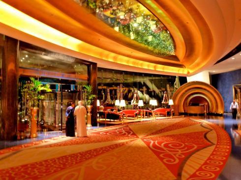 Burj al Arab 7 star hotel